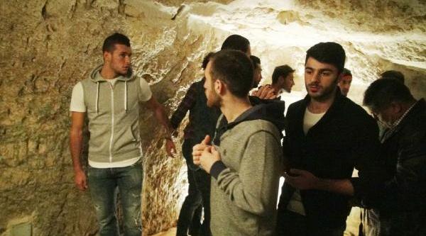 Şanliurfaspor'dan Esnaf Ziyareti