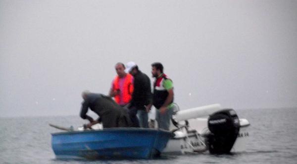 Sapanca Gölü'nde Bir Yandan Kuraklık Bir Yandan Kaçak Avcılar Balık Neslini Kurutuyor