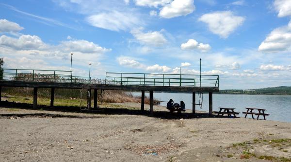 Sapanca Gölü'nden Kocaeli'ne Çekilen Su Azaltıldı
