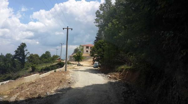 Sapanca'da Araplar İçin Göl Manzaralı Villa İnşaatlari