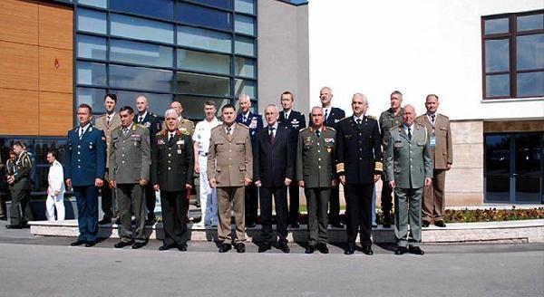 Saraybosna'da Balkan Ülkeleri Genelkurmay Başkanları Konferansı Düzenleniyor