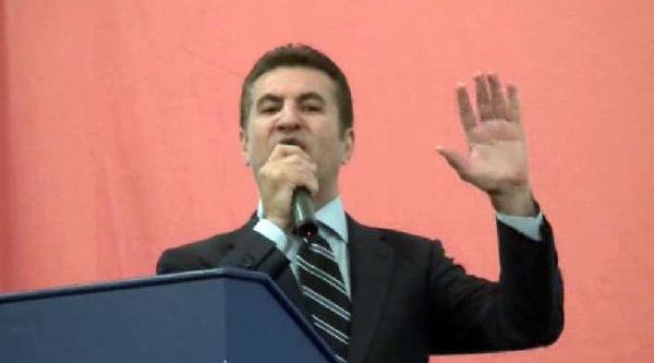 Sarigül: Allah'im Size Daha Ne Yapsin. Sizi Istanbul'a Getirmiş. Bir De Sarigül'ü Göndermiş