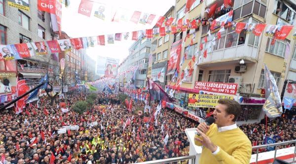 Sarıgül Topbaş'ı Gezi Olayları Üzerinden Eleştirdi
