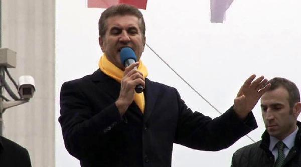Sarıgül'den Topbaş'a:  İspark'tan Akbil'den Aldığın Paraları Nerelere Harcadın