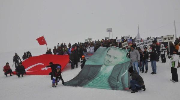 Sarikamiş Şehitleri Bitlis'te De Anildi