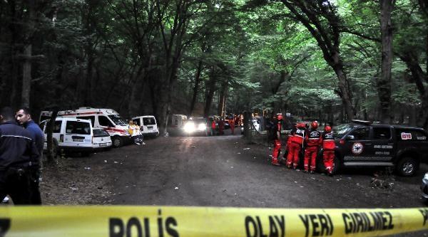 Sarıyer'de Dün Kaybolan Baran Çelik Ormanda Uyurken Bulundu