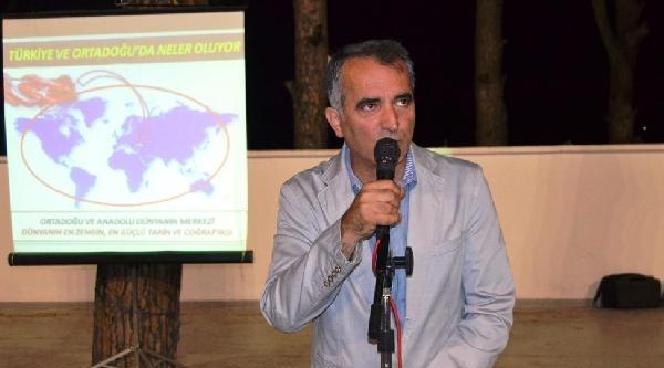 Sarızeybek'ten Ortadoğu Değerlendirmesi