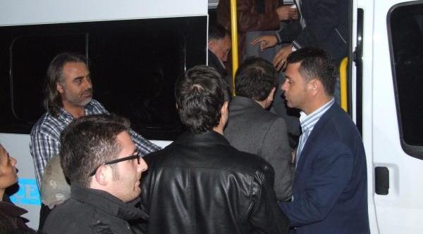 Şarköy'De Ihale Operasyonu: 3 Kişi Tutuklandi
