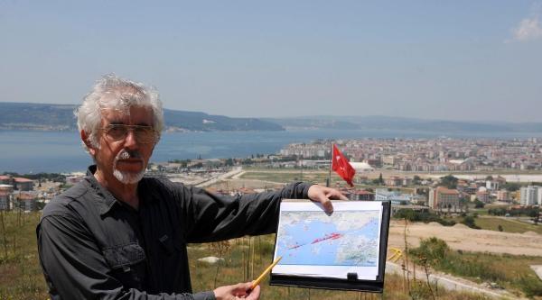 Saros'ta Tehlike Geçti, Ganos Alarm Veriyor