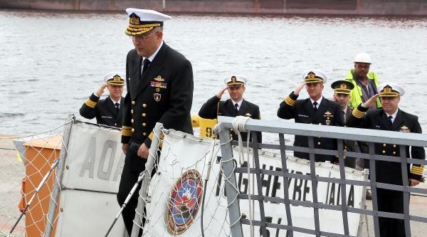 Savaş Gemilerimizin Bir Haftadır Yapılamayan Tatbikat Atışlarına İzin Çikti