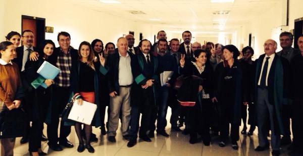 Savci Şanal'in Avukatlara Açtiği Tazminat Davasi Reddedildi