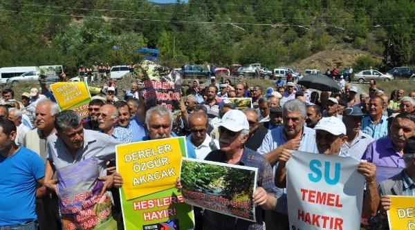 Şavşat'ta 28 Köy 'hes'lere Hayır' Dedi