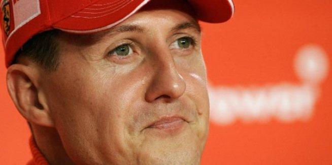 Schumacher gerçeği ortaya çıktı