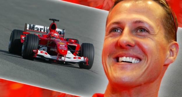 Schumacher'den ilk kez iyimser haber geldi...