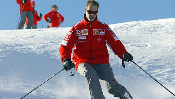 Schumacher'den ümitlendiren haber
