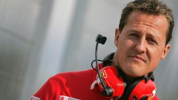 Schumacher'e fotoğraf şoku!
