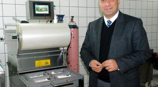 Sdü'de Peynirde Raf Ömrünü Uzatan Proje