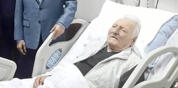 Seba, Hastaneye Böyle Getirilmişti