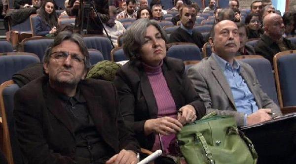 Sebahat Tuncel Demokrasi Ve Bariş Konferansi'nda Konuştu