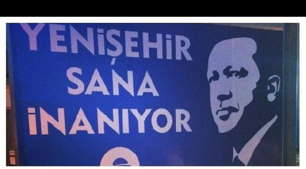 Seçim Kurulunun Kararı İle Erdoğan Afişleri Bilboardlardan Kaldırıldı