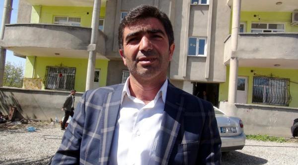 Seçimi Kazanan Bdp'li Başkanın Evine Taşlı Saldırı