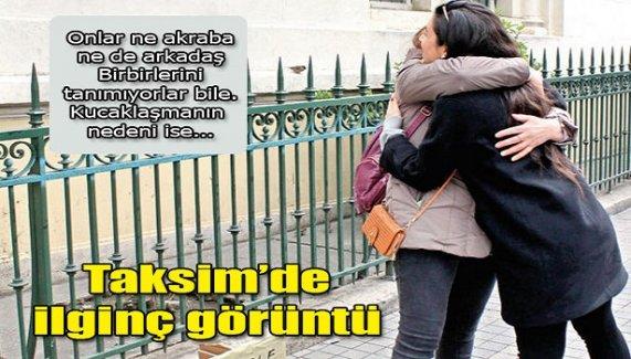 Şefkatle sarılmak 1 lira