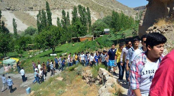 Şehirler Ve Kültürler Projesi İle Kayseri'yi Gezdiler