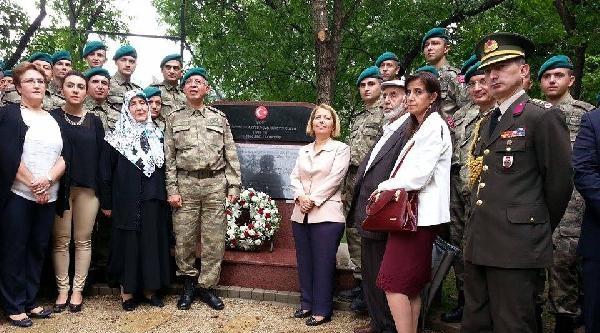 Şehit Başçavuş Kutlu İçin 15 Yıl Sonra Kosova'da Anıt Açıldı