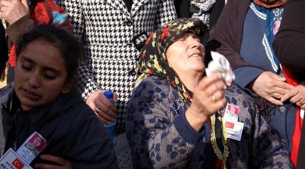 Şehit Er Nevzat Akyol, Kayseri'de Toprağa Verildi