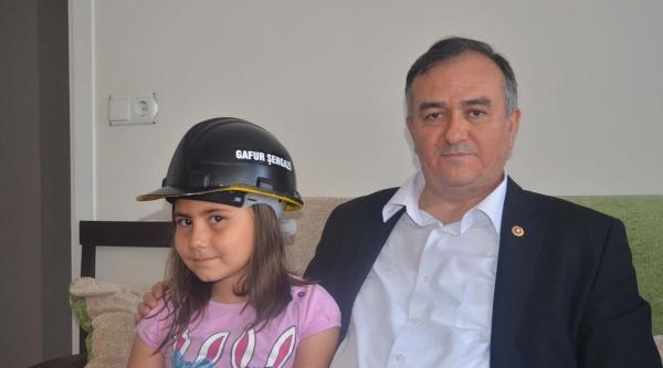 Şehit Madencinin 8 Yaşındaki Kızı: Savcı Olup Hesap Soracağım