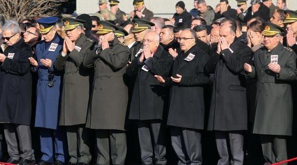Şehit Pilotlar Için Güvercinlik'te Tören Düzenlendi / Ek Fotoğraflar