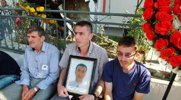 Şehit Polis Törenle Memleketine Uğurlandı (2)