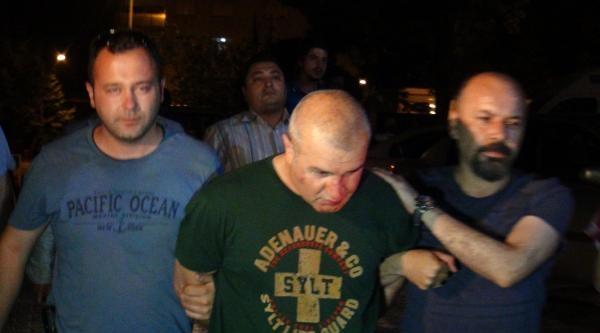 Şehit Polisin Katil Zanlısı İstanbul'da Yakalandı (2)