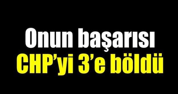 Selahattin Demirtaş'ın Başarısı CHP'yi 3'e Böldü