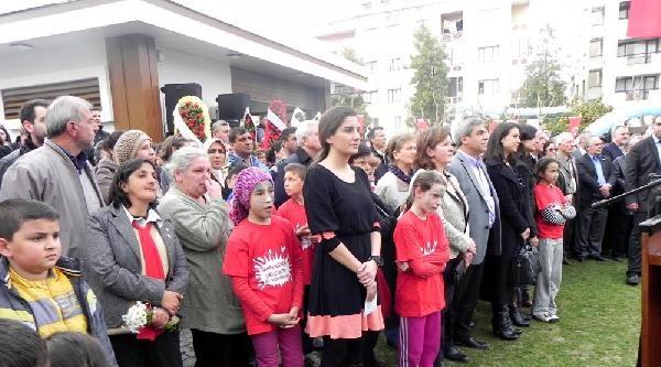 Selçuk'daki Gezi Parkı, 'gazi Parkı' Oldu