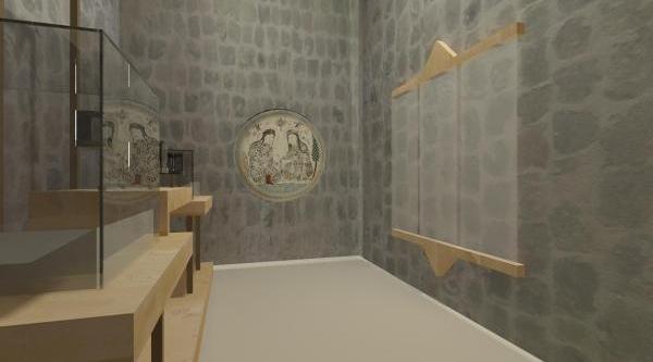Selçuklu Müzesi, Şubat'Ta Açilacak