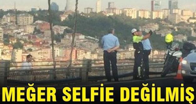 Selfie Değil Durum Raporu