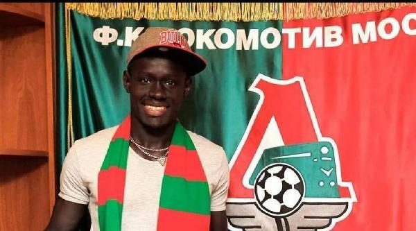 Senegalli Yıldız Niasse Moskova'da