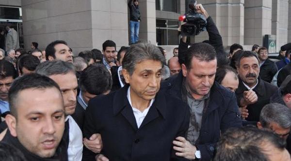Serbest Birakilan Mustafa Demir Adliyeder Ayrildi