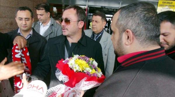 Sergen Yalçin Gaziantep'te