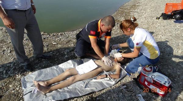 Serinlemek İçin Baraj Gölüne Giren 5 Çocuktan 4'ü Boğularak Öldü