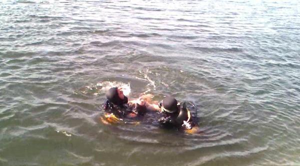 Serinlemek İçin Baraj Gölüne Giren Yunus Emre Boğuldu