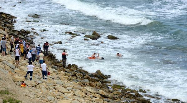 Serinlemek İçin Girdiği Karadeniz'de Boğuldu