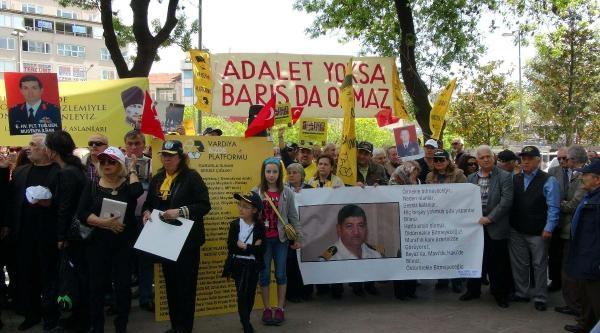 Sessiz Çiğlik 84'üncü Kez Albay Özenalp İçin Toplandı