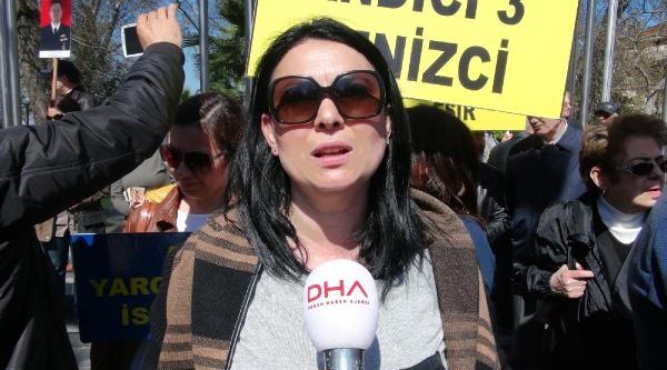 Sessiz Çiğlik Buluşmasında, Tutuklu Ailelerinin