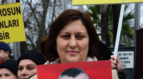 Sessiz Çiğlik Buluşmasında Tutuklu Eşleri; 'asla Başımızı Öne Eğmedik, Çünkü Onlar Suçsuz'