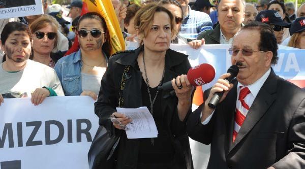 Sessiz Çiğlik Eyleminde, Soma İçin Saygı Duruşu