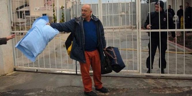 Sevan Nişanyan cezaevine girdi...