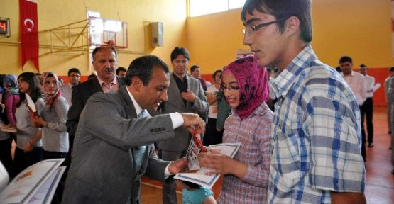Seydişehir'de Okullar Arası Bilgi Yarışması Yapıldı
