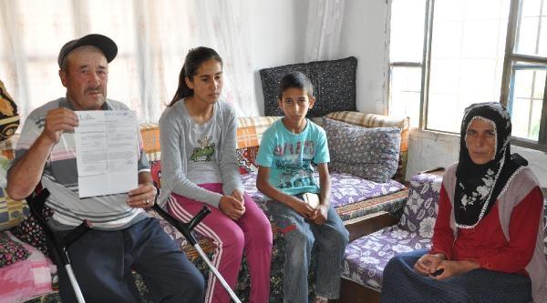 Sgk, Engelli'nin Maaşını Kesip Faiziyle Geri İstedi